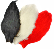 Fly Tying Recipes Black Bird