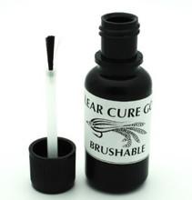 Clear Cure Goo Brushable 15ml Bottle