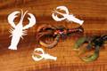 Cohen's Crayfish Creature Cut-Out's