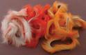 Standard Two-Tone Flesh Colored Rabbit Strips
