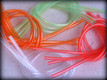 Tube Fly Junction Tubing Large