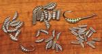 Mayfly Swimmer & Burrower – Evolution Tungsten Bead Heads